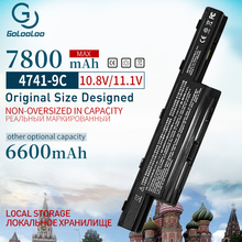 6600mAh Laptop Battery for Acer Aspire 4250 4251 4252 4253 4339 4349 4352 4551 4552 4552G 4560 4560G 4625 4733Z 4738