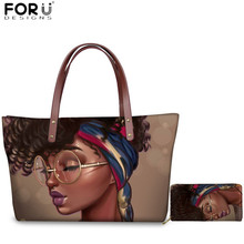 FORUDESIGNS Brand Designer Bags for Women 2019 African Afro