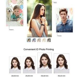 Image 4 - HUAWEI AR Mini imprimante Photo de poche Portable CV80 313*490 DPI sans fil Bluetooth 4.1 imprimante bricolage pour téléphone Mobile Android et iOS