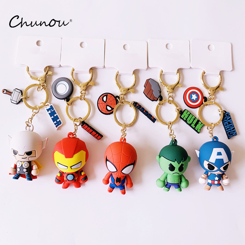 cartoon-cute-captain-america-iron-man-thor-hulk-keychains-marvel-font-b-avengers-b-font-key-chain-children-bag-pendant-keyring-lovers-gifts
