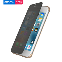 Funda de plástico semitransparente para iPhone 7, 7 Plus, Coque ROCK Dr.V, a la venta