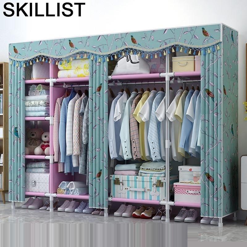 Armario Meuble Rangement Mobilya Furniture Dresser For Bedroom Armoire Chambre Guarda Roupa font b Closet b