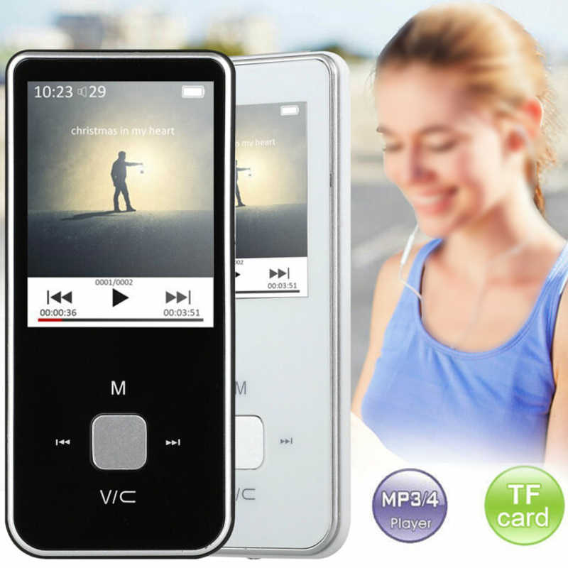 "Nuevo para IPod estilo portátil 1,8 ""LCD MP3 MP4 música Video reproductor multimedia FM Radio portátil colorido reproductor MP3 MP4 música Video"