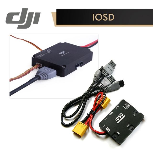 DJI IOSD MARK II Output Module for A2 / WKM / Naza M / Naza M V2 Data & Video Signal Superposition Original Accessories