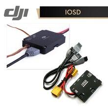 Moduł wyjściowy DJI IOSD MARK II dla A2 / WKM / Naza M / Naza M V2 dane i sygnał wideo superpozycja oryginalne akcesoria