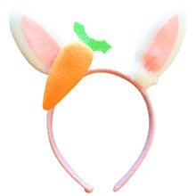 Natal Headband Cosplay Hoop Kepala Topi Dekorasi Headclip Headclips Hewan Tanduk Bunga Kostum Headclip Aksesoris(China)