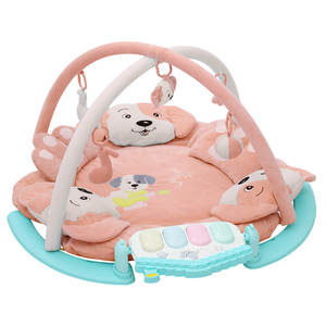 Baby Toys Blanket Game-Mat Piano Newborn-Pedal Music