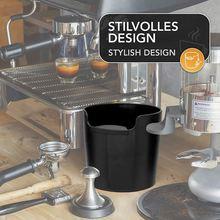 Кофейная кофейная коробочка для порошков шлаковый бак аксессуары
