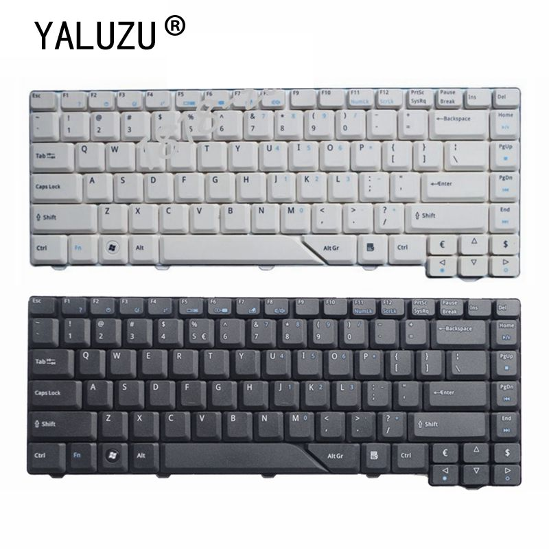 US laptop Keyboard for <font><b>Acer</b></font> <font><b>Aspire</b></font> 4210 4220 4520 4710 4720 <font><b>4920</b></font> 4930 5220 5310 5520 5710 5720 5235 5910 5920 5930 6920 5315 ZO1 image