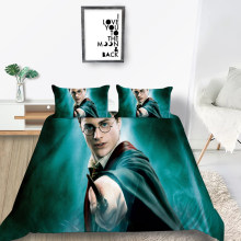 3D Bedding Set Supernatural TV Series Duvet Cover Set King Size Comforter Cover Sets Home Decoration