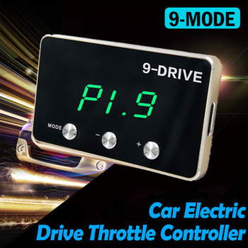 Car Electric Drive Throttle Controller For Toyota Power Converter Quick Drive For Audi Benz Pedalbooster Command For Car Modify