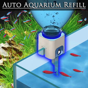 Auto Water Filler Mini Nano Hang On Auto Water Filler Refill Top Off System Aquarium Sytem Fishtank Water Level Controller Coral