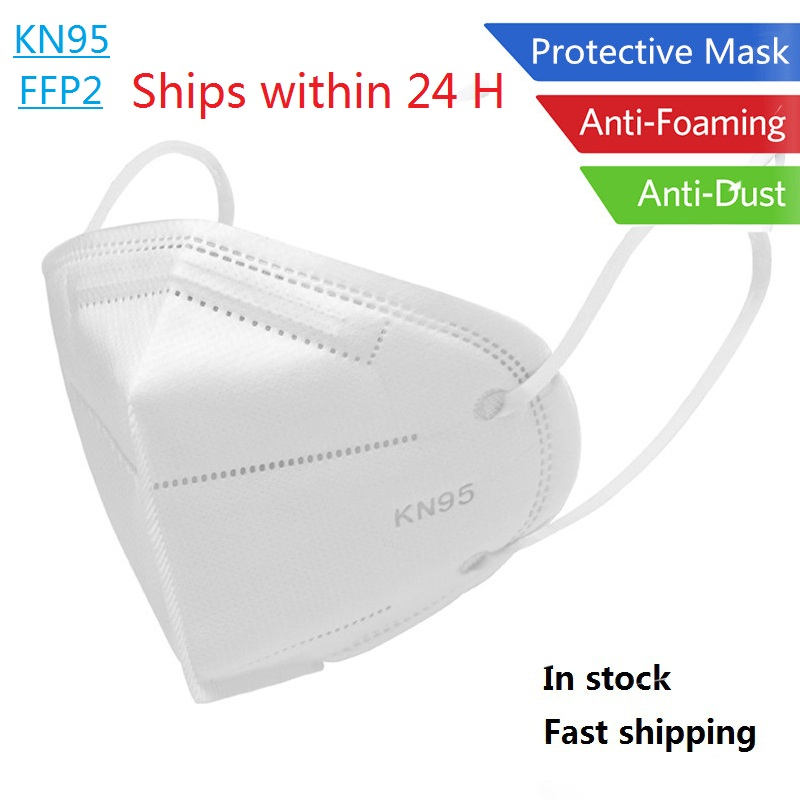 10/20PCS N95 Mask Anti Infection KN95 Masks Particulate Respirator PM2.5 Protective Safety Same As Ffp 2