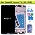 ЖК-дисплей для Huawei P Smart с сенсорным экраном и дигитайзером в сборе для Huawei enjoy 7S с рамкой FIG LA1 LX1 L21 L22 LCD