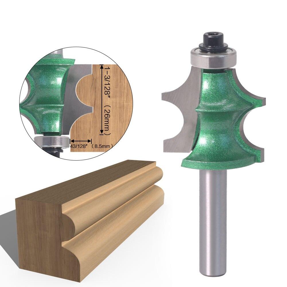 10 mm ENT Broca tipo Forstner WS L 90 mm 45 mm C Mango D Di/ámetro