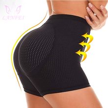 LANFEI Sexy Butt Enhancer Control Panties Body Shaper Women Buff Lifter Corset Shapers Underwear Slimming Tummy Shorts Shapewear