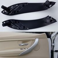 Car Inner Interior Door Handle Panel Pull Trim Cover Front Left Right For BMW 3 series 2012 2018 F30 F32 F33 F34 F35 F36 F82|Interior Door Handles|   -