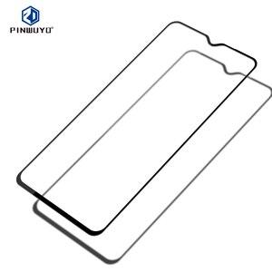 Image 3 - Pour Xiaomi Redmi Note 8 Pro verre trempé couverture plein écran verre trempé protecteur décran pleine protection