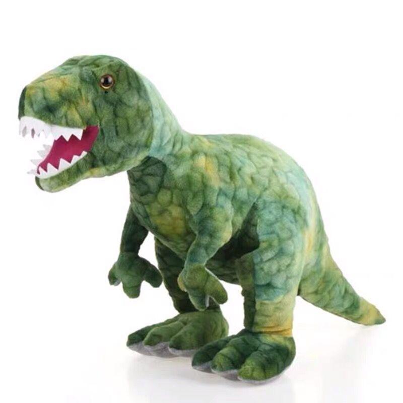 Hot Huggable Dinosaur Plush Toys Cartoon Simulation Tyrannosaurus Cute Stuffed Toy Dolls for Kids Children Boys Birthday Gift