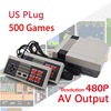 US 500 Games AV