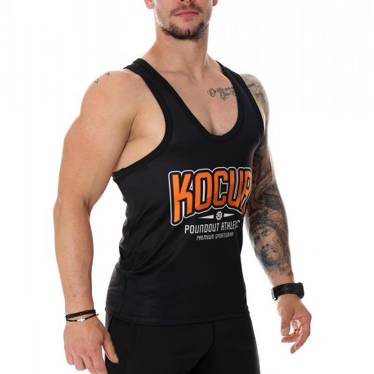 Spreadhoodie Mens Tank/Tops Sleeveless T-Shirts Vest for Holiday Trips Swimming Baths Outdoor Sports Gym S-XXL