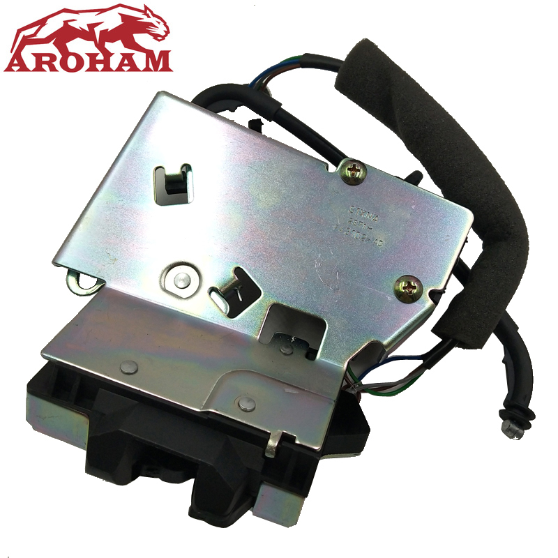 New Tailgate Trunk Lock Latch 2S71F43102AD 2S71-F43102-AD Car Boot Tailgate Lock Latch For Ford Mondeo MK3 2003