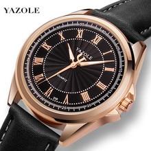 YAZOLE New Men Watch Top Brand Luxury Fashion Wrist