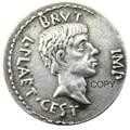 Римские посеребренные копировальные монеты RM(30)