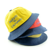 Baby Boy Sun Hat Kids cotton Bucket Infant Floppy Beach Reversible Sunhat for girls Childs Summer H223