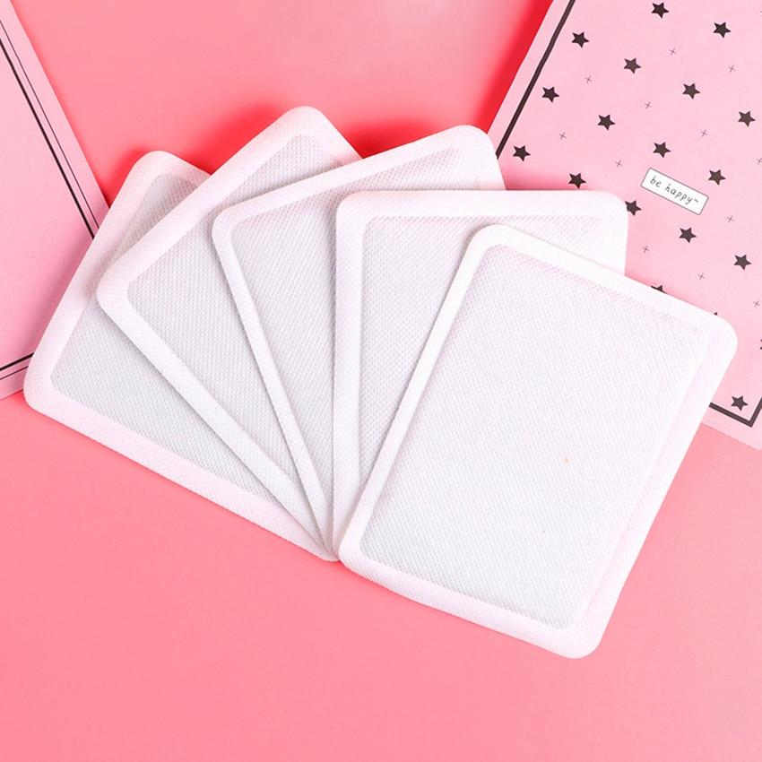 20pcs/lot Lasting Heat Patch Winter Keep Body Warm Paste Pads Cartoon Self-heating Warm Paste Pads Body Warmer Stickers