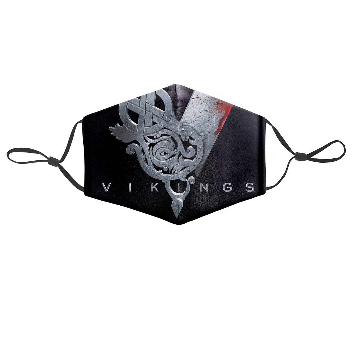Face Masks Vikings Winter Is Coming Mask 3D Protective PM2.5 Filter Mouth-Muffle Anti Dust Face Mask Bacteria Proof Flu Mask