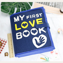 DIY Crafts Toy Book Picture Book Early Learning Educational Aids Story Book Mom Handmade Sewing First Funny Book Package For Kid