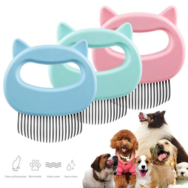 1 шт., портативный массажер для кошек и собак