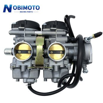 Motorcycle Carburetor 4X4 Carb for 2001-2005 Yamaha Raptor 660 660R Yfm660 Yfm 660R Motocross Accessories ATV 40mm pd40j 4 stroke motorcycle carburetor vacuum carburetor case atv quad carb for polaris scrambler 500 4x4 sportsman 500 worke