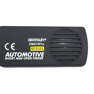 Image 3 - all sun EM415pro probador de automóviles Cable de alambre de apertura corta herramienta de reparación probador de coche rastreador de diagnóstico de tono