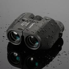 Профессиональный бинокль 10x25 BAK4 призма мощный зум бинокль портативный охотничий телескоп Карманный прицел для спорта жизни