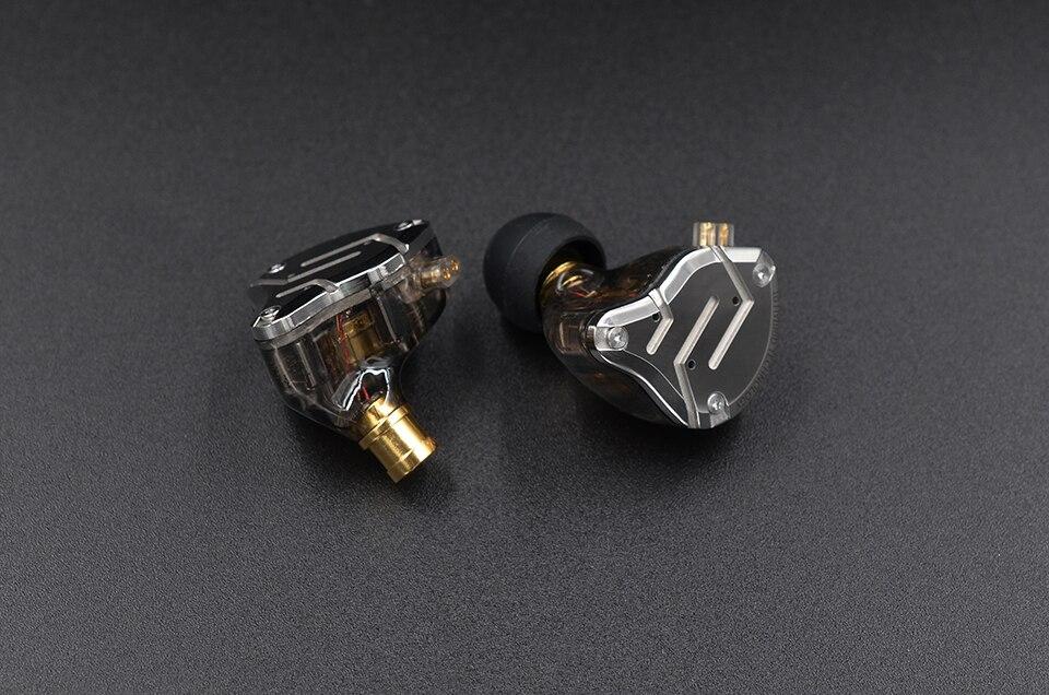 KZ ZS10 Pro Híbrido 4BA + 1DD