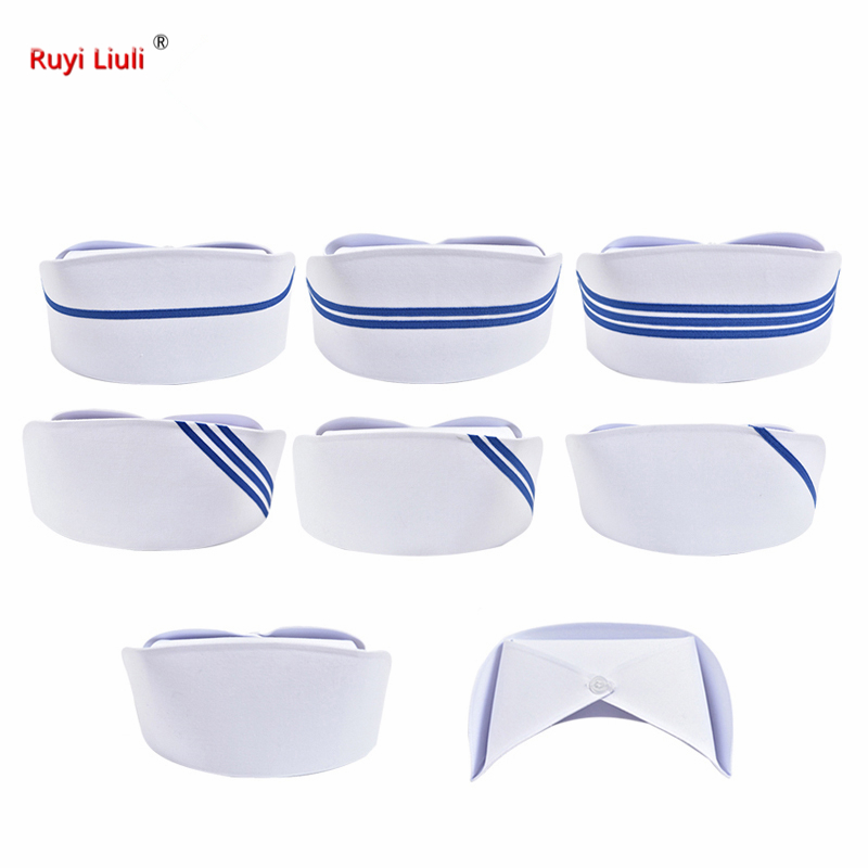 Cotton Operating Room Printed Hat Female Doctors And Nurses Working Cap Covering Headscarf Surgery Hat Month Hat Men-Ruyi Liuli