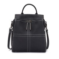 Genuine Leather Women Bag 2020 new Arrival cowhide backpack women's bag new fashion leather bag fashion student women's bag