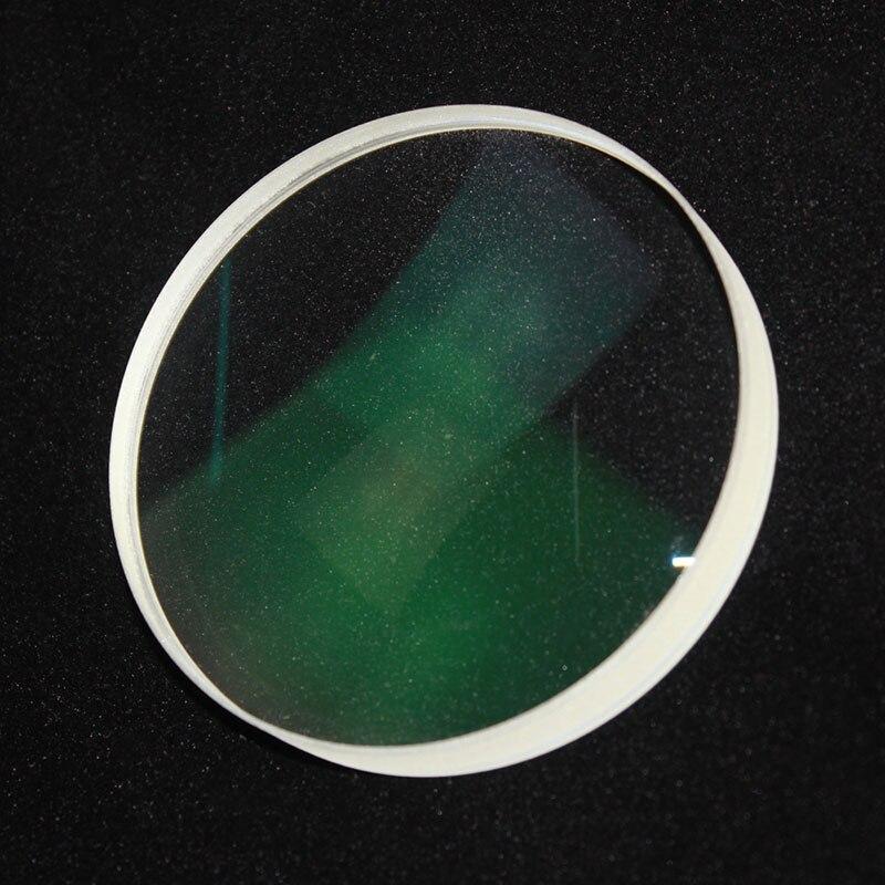 1PC 80mm verre optique focale 330mm FGMC Doublet optique Double lentille convexe pour bricolage objectif télescope astronomique