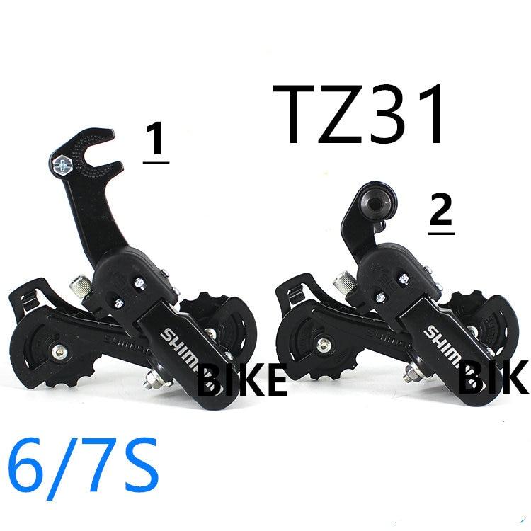 Hanger Mount 6//7//8 Speed Rear Derailleur MTB Shimano Tourney RD-TY300 Direct
