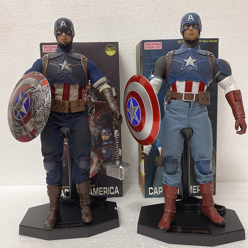 crazy-toys-1-6-font-b-marvel-b-font-limited-edition-captain-america-action-figure-captain-american-crazy-toys-action-figures-model-toy