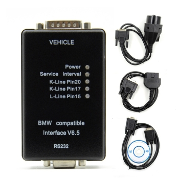Professional Diagnostic Tool For Bmw Carsoft 6.5 Carsoft 6.5 Mcu Controlled Interface-E30/ E31/E32/E34/E36/E38/E39/E60/E65 image