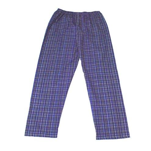 Дешево! Мягкие удобные женские длинные Хлопковые Штаны для сна домашние штаны женские весенне-летние хлопковые пижамы штаны для сна - Цвет: 3