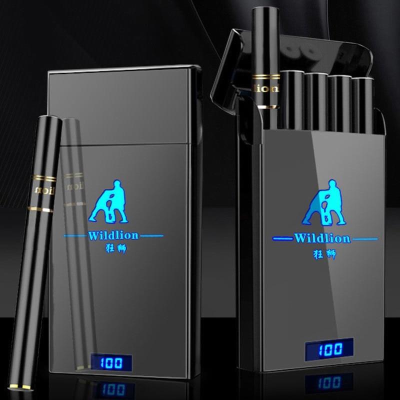 New Wildlion Pod Vape Pen Kit 450 MAh Charge Mod Box 1ml Cartridge Resin Panel Ceramic Coil Pod System E-Cigarette Starter Kit
