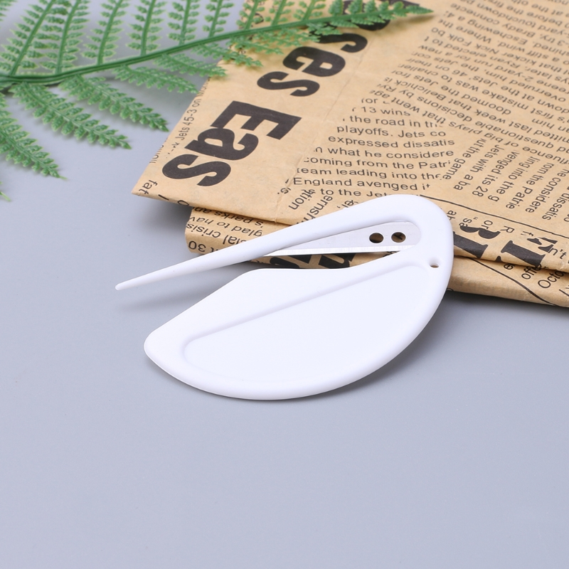 Sharp Mail Envelope Plastic Letter Opener Office Equipment Safety Papers Guarded