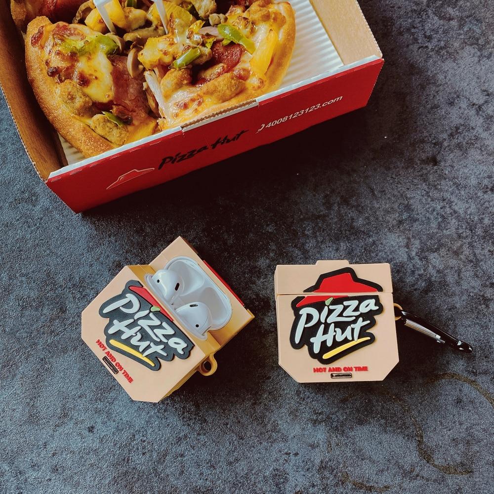 Pizza Box AirPod Case 4