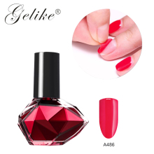 Gelike Gel Polish Peel Off Base Coat Nails One Step Nail Colors Color Candy Lacquer 10ml