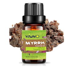 KINUO 10ML Myrrh Essential Oil For Aromatherapy Diffusers Or