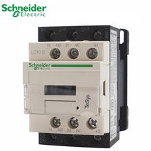 Schneider electric TeSys D 3-ploe contactors-Motor control   category AC-3  LC1D12*7C   AC24V-380V  12A 50/60HZ